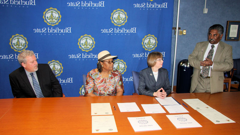 BSC and Tubman University MOU Signing Ceremony