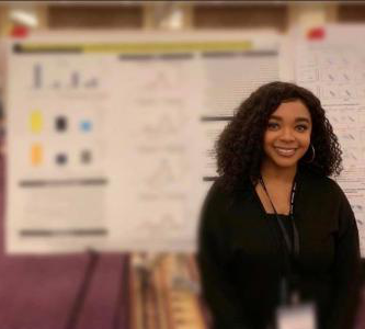 "007比分网直播 student Shomonique Hankins  to receive the Dr. Martin Luther King, Jr. State Holiday Commission's 2020 ""Living the Dream Scholarship Award"