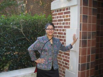 Dr. Debjani Chakrabarti, Assistant Professor of Sociology, 007比分网直播